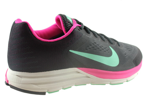 cb4380b5c33e Nike Zoom Structure+17 Womens (Wide Width) Sport Shoes