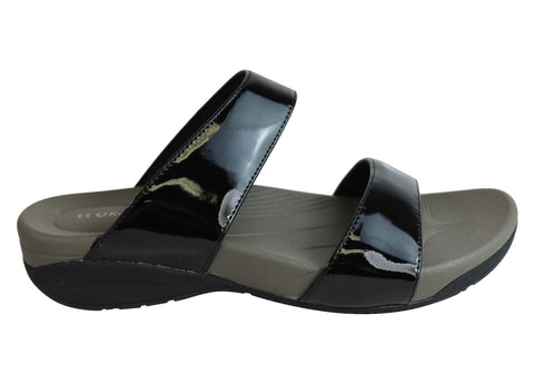 CC Resorts Faber Womens Comfort Supportive Sandals Slides