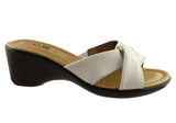 Country Jack Studio C432 Womens Comfort Sandals MADE IN ITALY