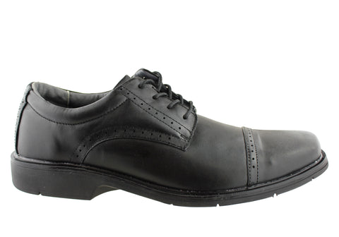 Slatters Ultra Mens Leather Lace Up Dress Shoes