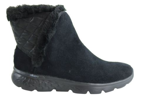 Skechers On The Go 400 Cozies Womens Comfortable Boots