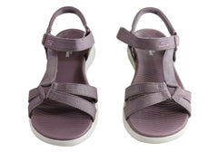 Skechers Womens On The Go Cushioned Comfortable Sandals
