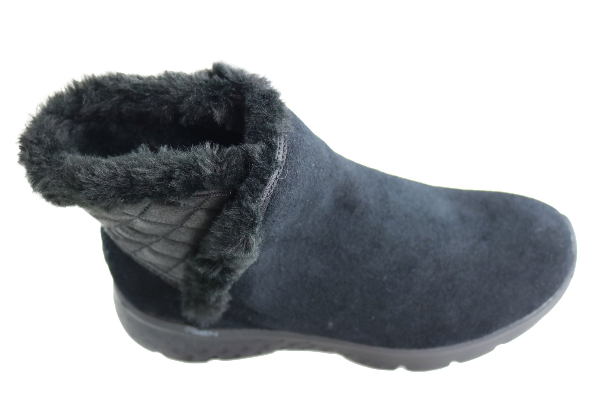 879ff4c9d2 Home Skechers On The Go 400 Cozies Womens Comfortable Boots. Black; Black;  Black; Black; Black; Black ...