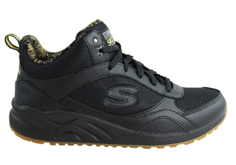 Skechers OG 95 High Stepper Womens Hi Top Memory Foam Shoes