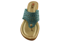 Country Jacks Studio I218 Womens Sandals MADE IN ITALY