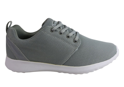 Scholl Orthaheel Geneva Womens Comfortable Supportive Active Shoes