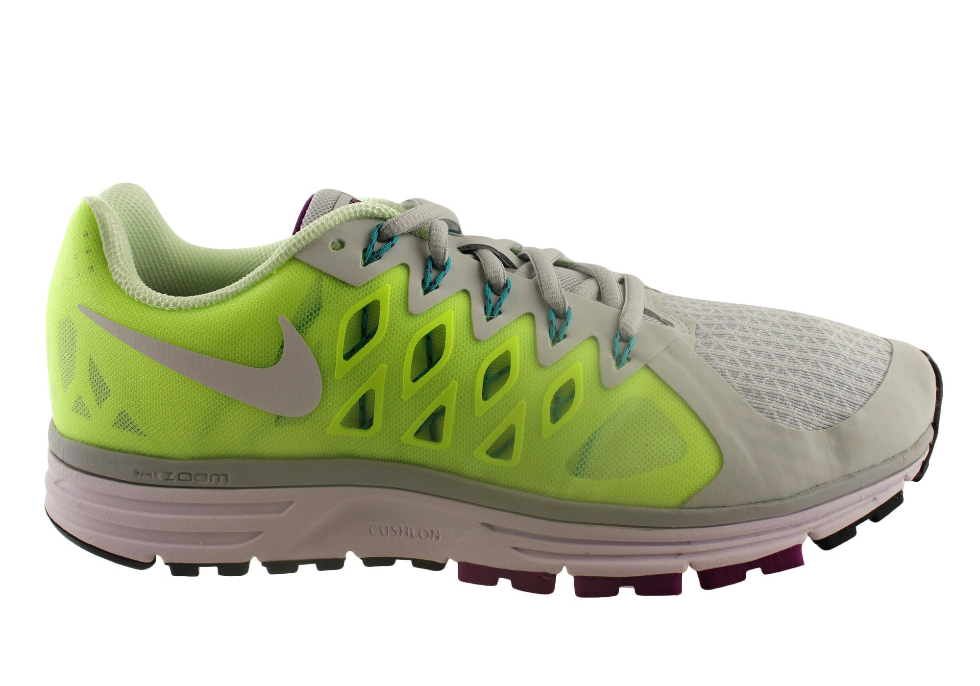 habilidad Detectar prima  Nike Womens Zoom Vomero 9 Running Shoes (Wide Width)   Brand House Direct