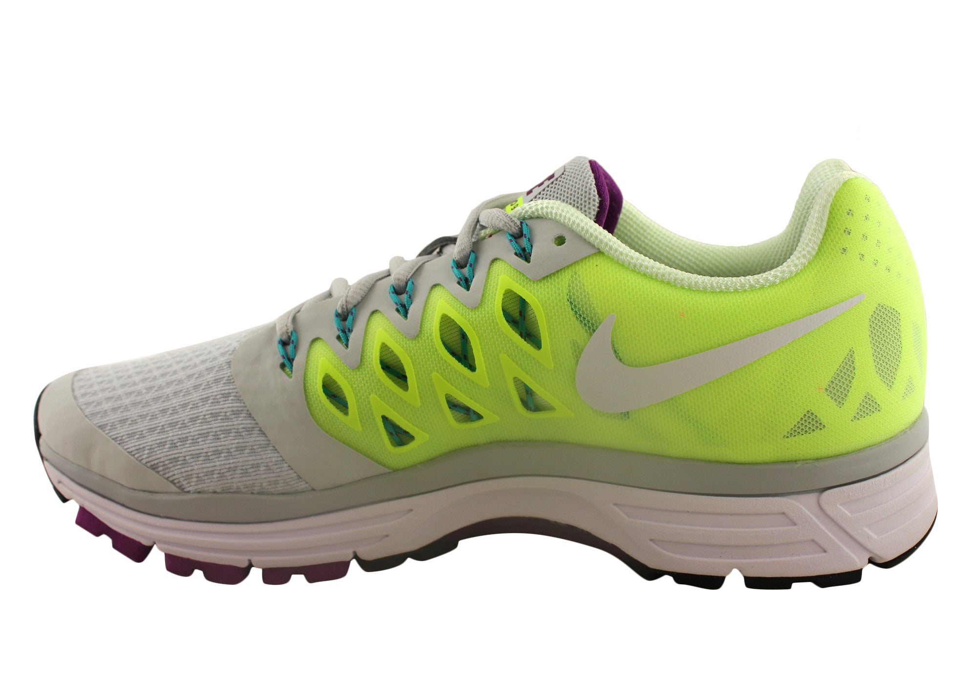 1b70ce36c2c08 Nike Womens Zoom Vomero 9 Running Shoes (Wide Width)