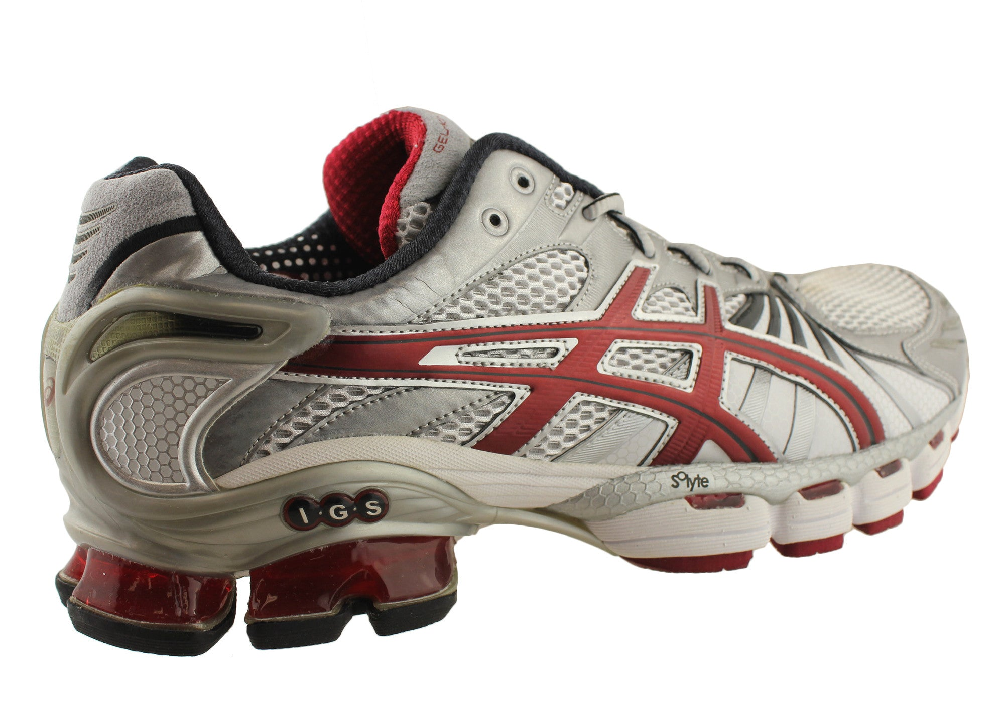 Asics Gel Kinsei 3 Mens Athletic Sports Shoes