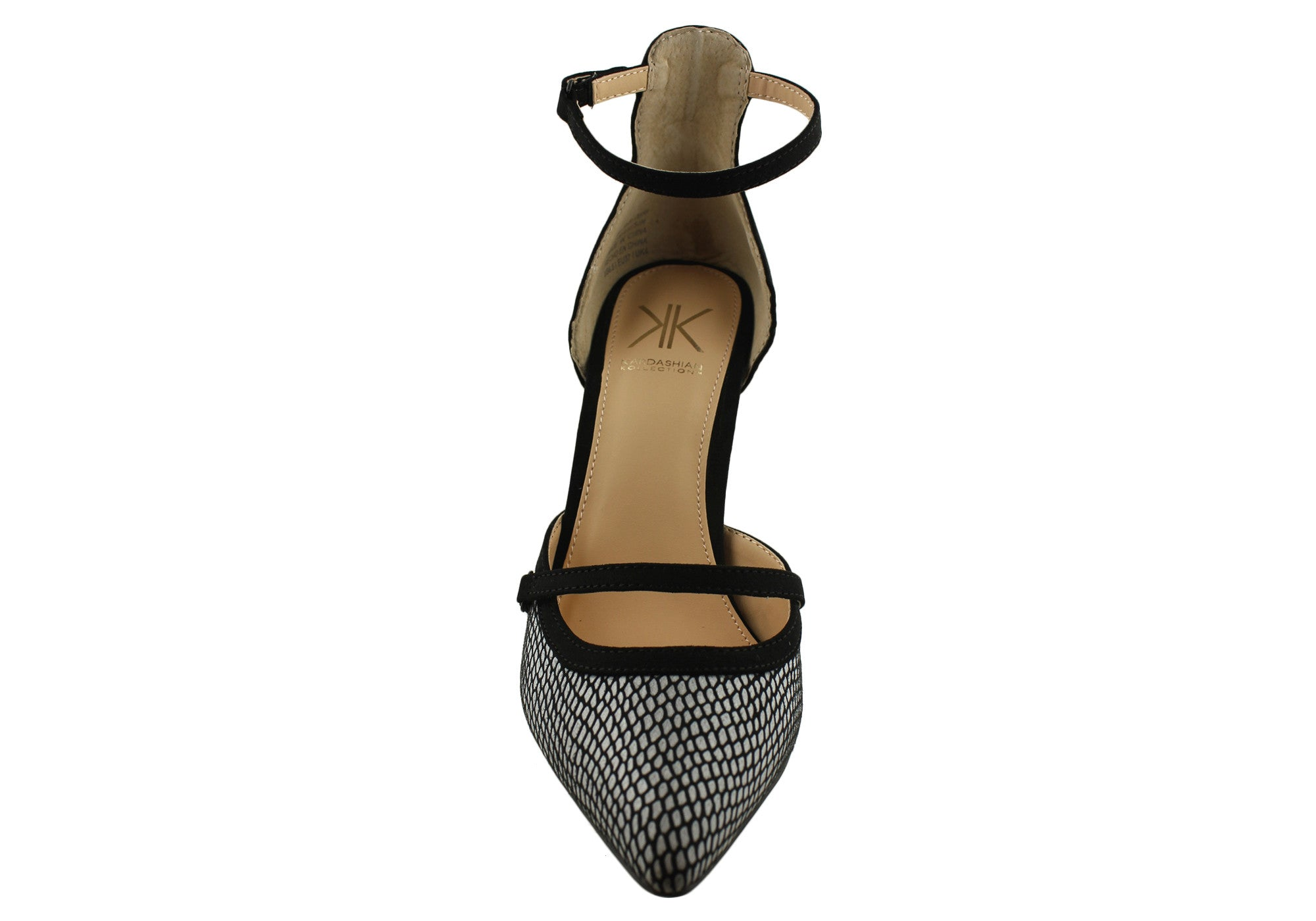 Kardashian Kollection Vivve Womens Heels