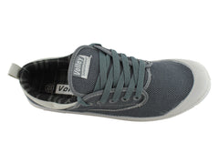 Dunlop Volley International Plaid Mens Casual Shoes