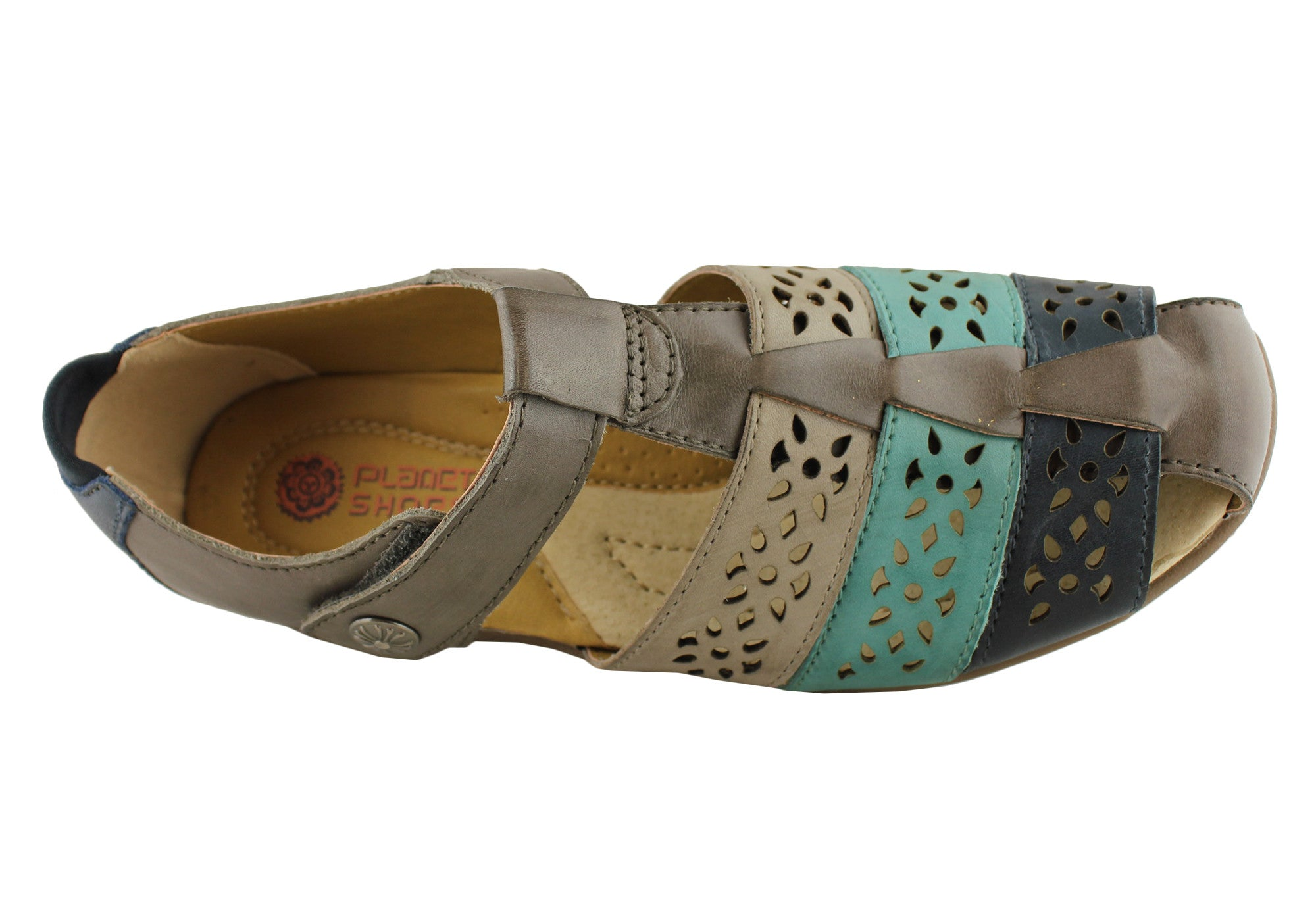 Planet Shoes Yacht Womens Comfort Sandals