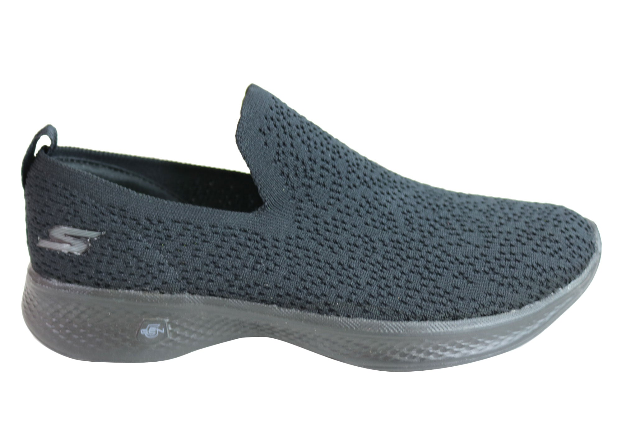 NEW-SKECHERS-WOMENS-GO-WALK-4-GIFTED-COMFORT-SLIP-ON-CASUAL-SHOES