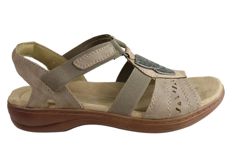 Planet Shoes Drew Womens Comfortable Sandals With Arch Support