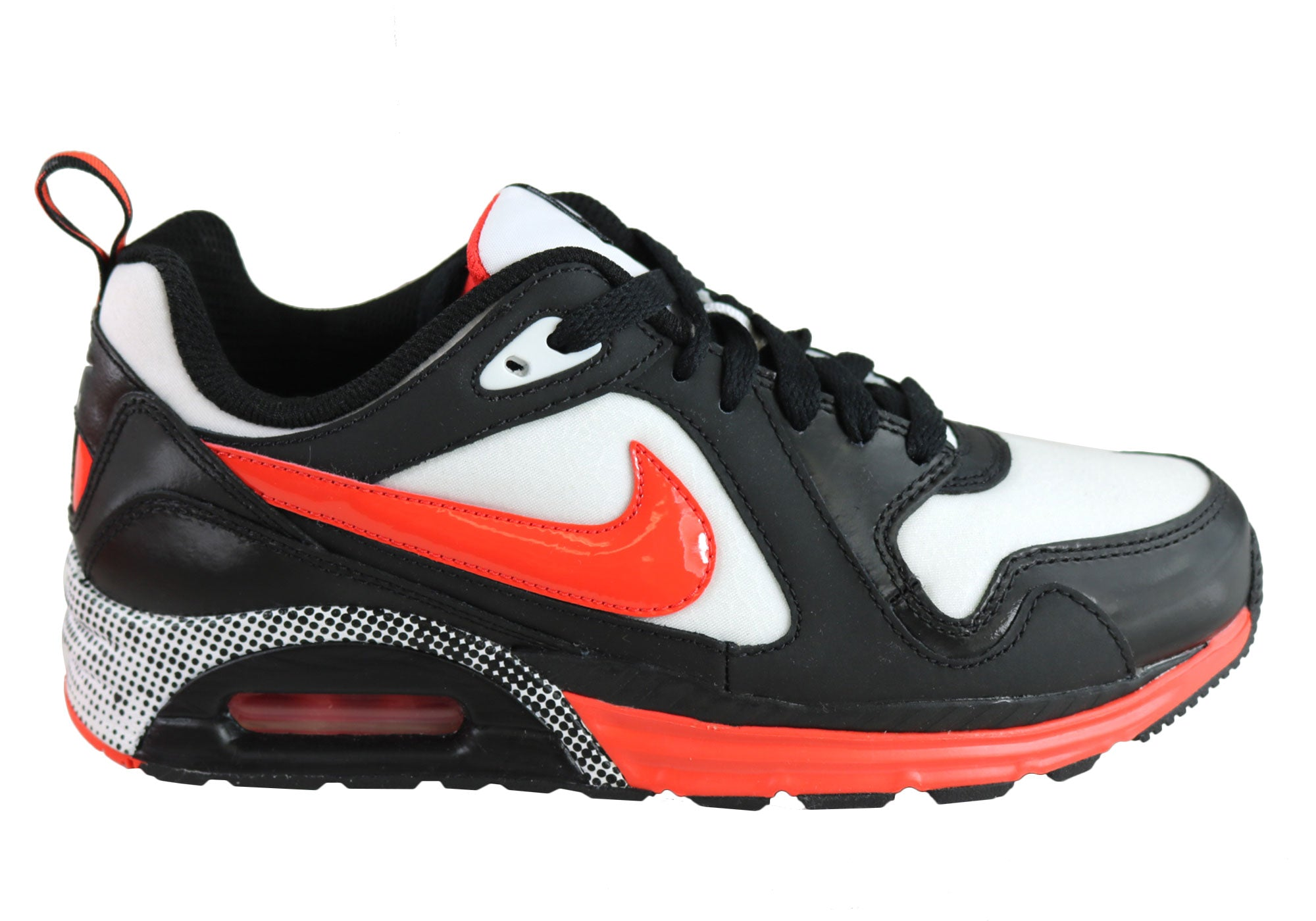best service b5de4 83a02 Home Nike Air Max Trax Prm Womens Running Sport Shoes. White  ...