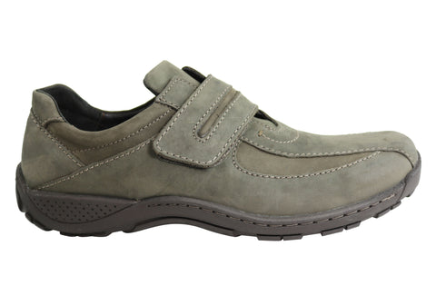 Josef Seibel Arthur Mens Leather Wide Fit Comfort Shoes