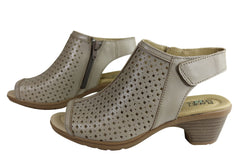 Planet Shoes Sarah 3 Womens Comfort Low Heel Sandals With Arch Support