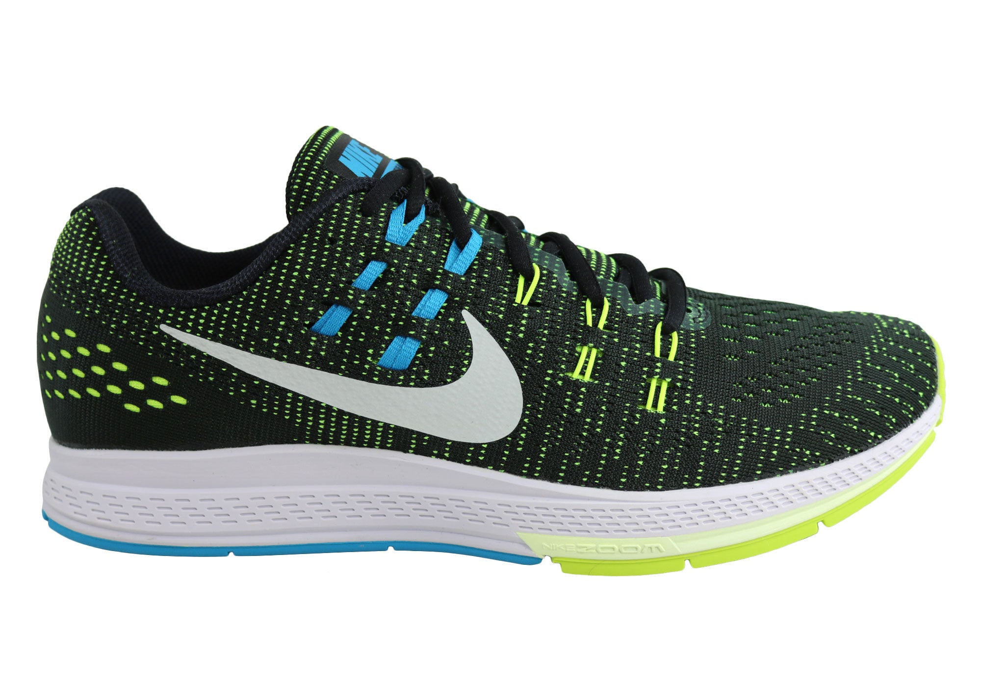 new concept 3b909 3a510 Nike Air Zoom Structure 19 (Wide) Mens Cushioned Running/Sport Shoes