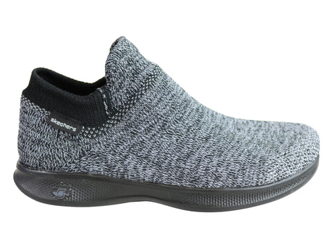 Skechers Womens Go Step Lite Innovate Comfort Slip On Casual Shoes