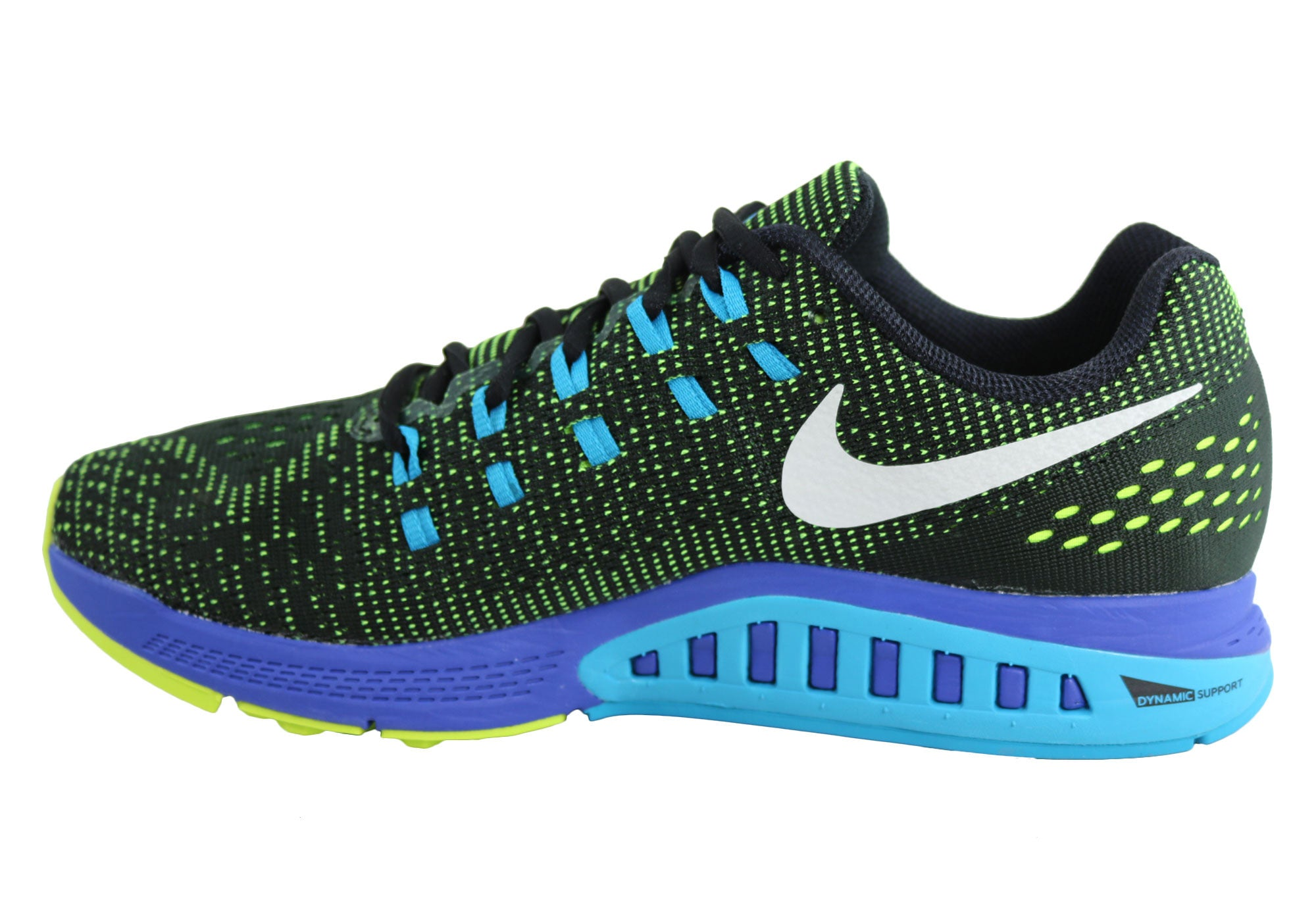 Nike Air Zoom Structure 19 (Wide) Mens Cushioned RunningSport Shoes