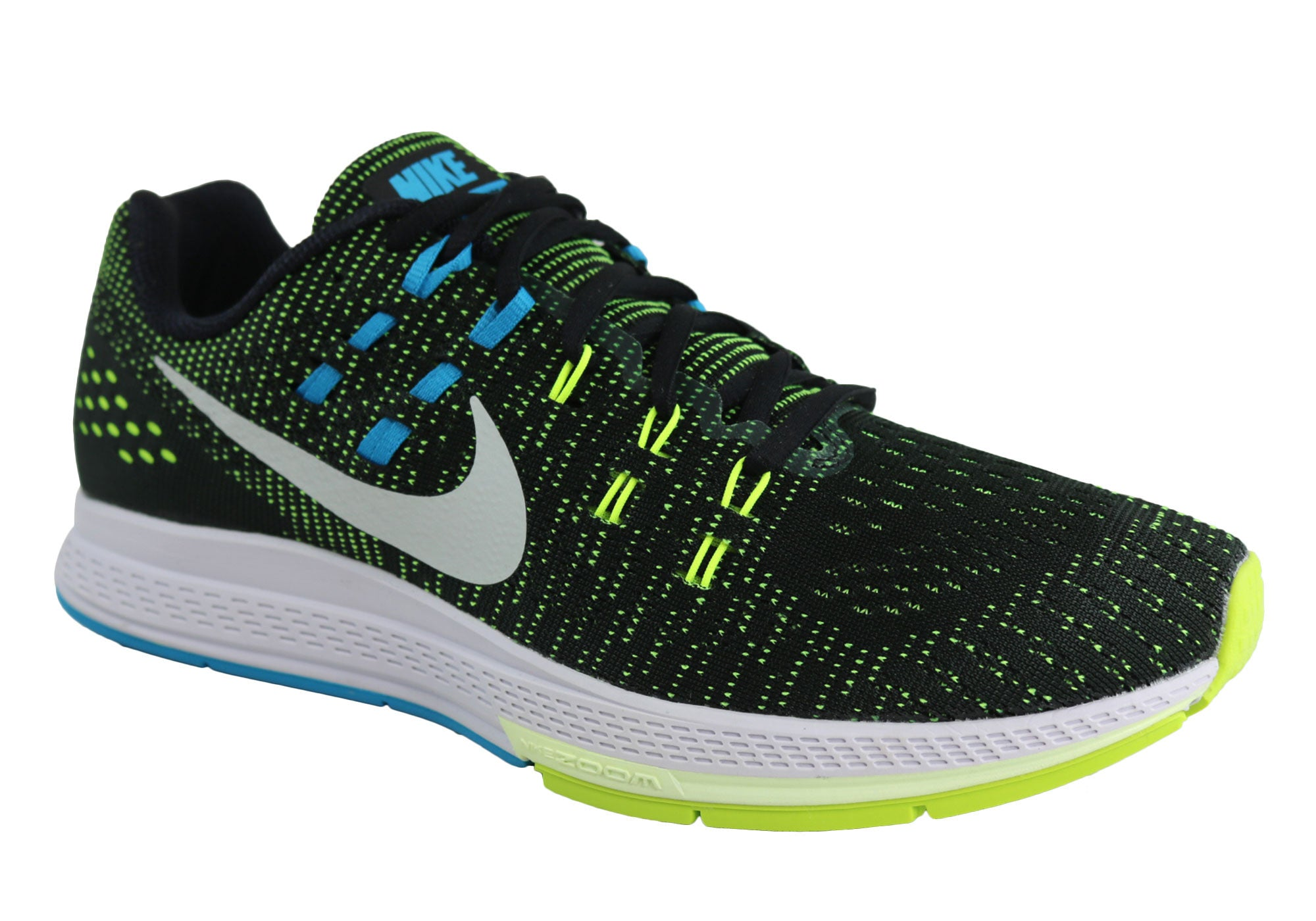 competitive price b0e51 0f283 Nike Air Zoom Structure 19 (Wide) Mens Cushioned RunningSport Shoes