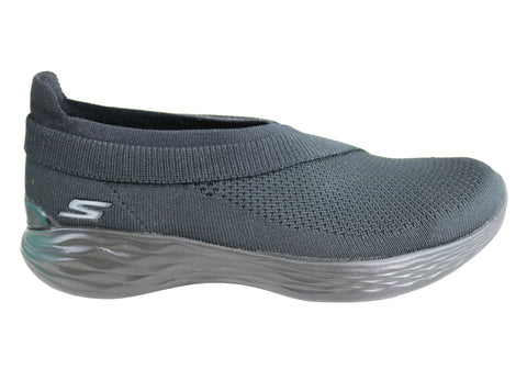 c071af33ffc2 Skechers You Luxe Womens Comfortable Lightweight Casual Slip On Shoes