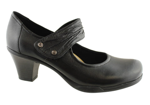Planet Shoes Angel Womens Mary Jane Pumps