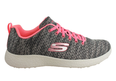 Skechers Burst New Influence Womens Memory Foam Shoes