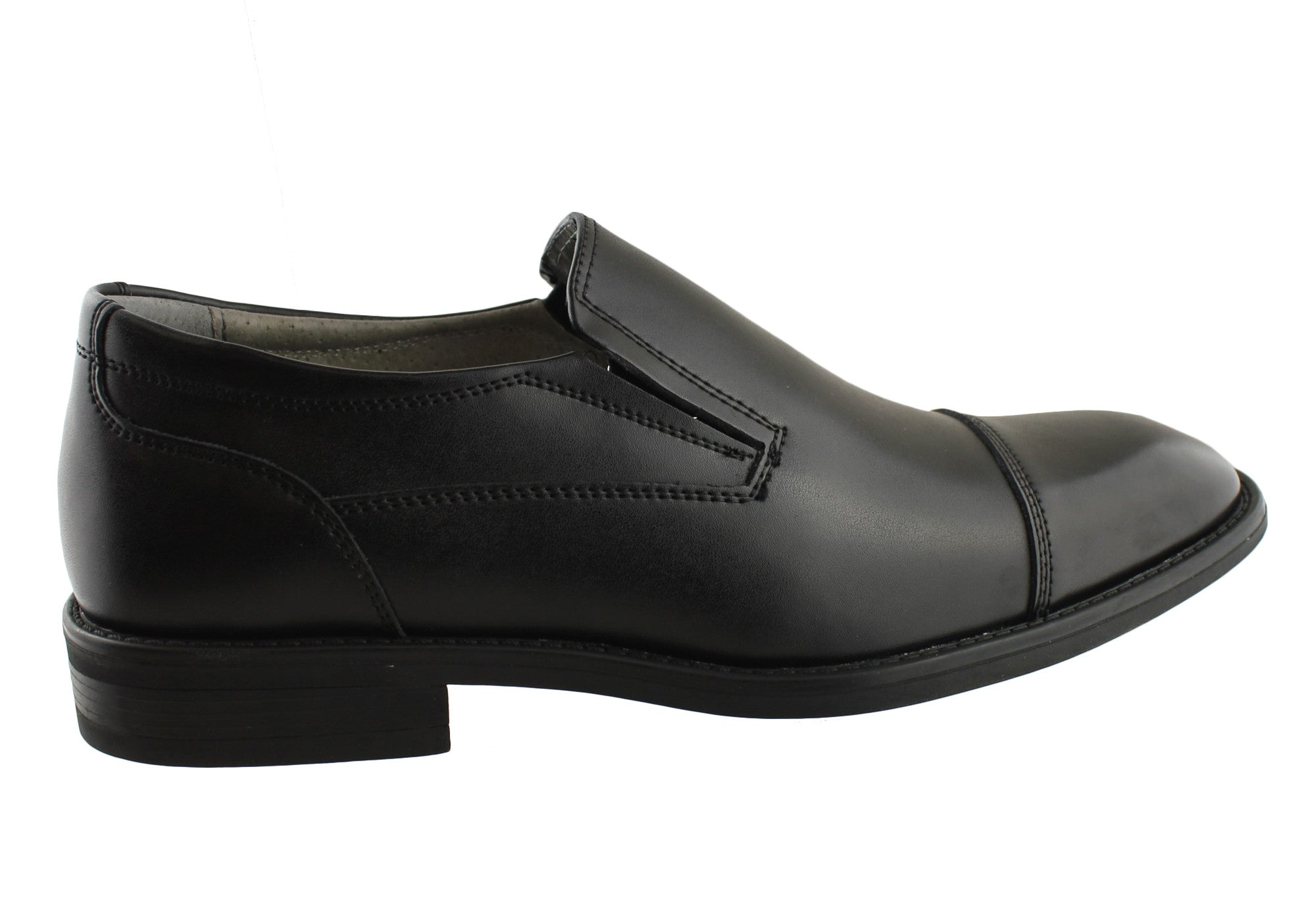Julius Marlow Antony Mens Slip On Leather Dress Shoes