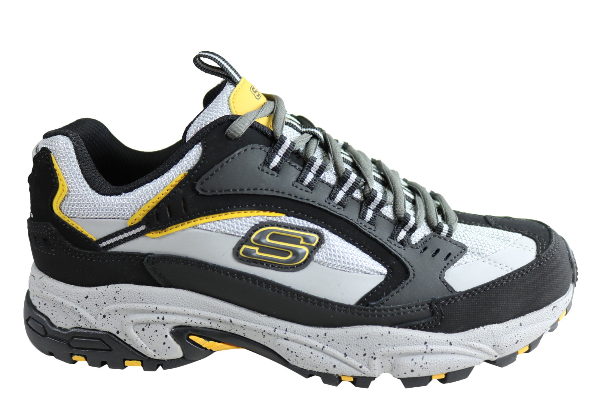 Banco Volcán Haciendo  Skechers Mens Stamina Cutback Comfortable Shoes | Brand House Direct