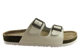 Skechers Granola Patchouli Womens Memory Foam Sandals