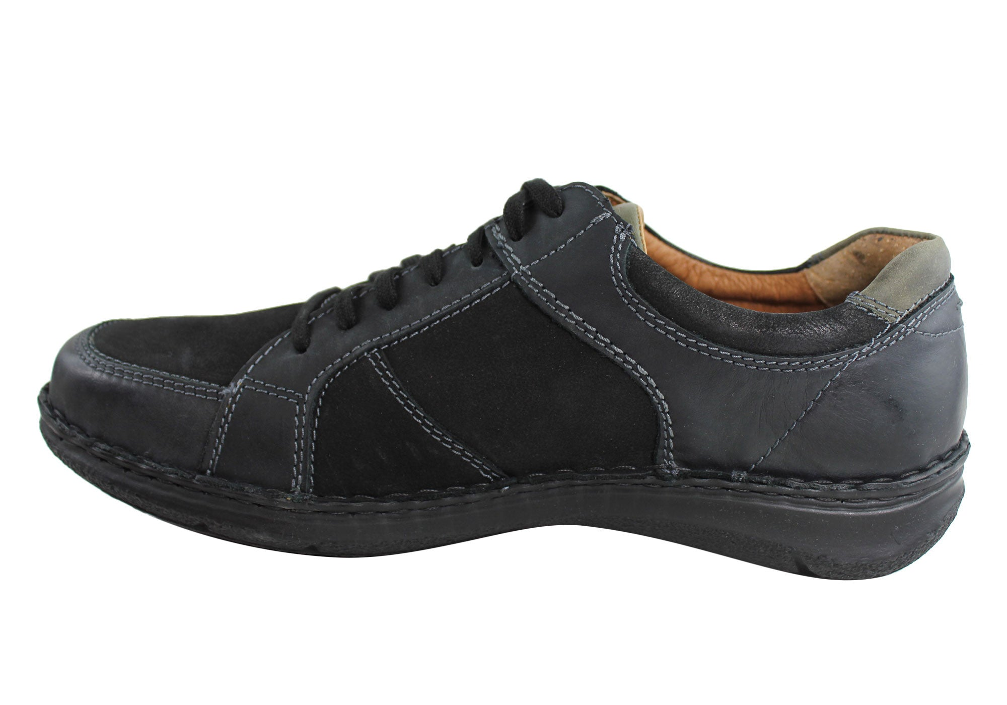 Josef Seibel Anvers 49 Mens Extra Wide Fit Comfort Shoes Brand House Direct