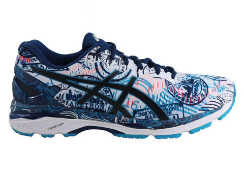 Asics Gel-Kayano 23 NYC Mens Premium Cushioning Running/Sport Shoes