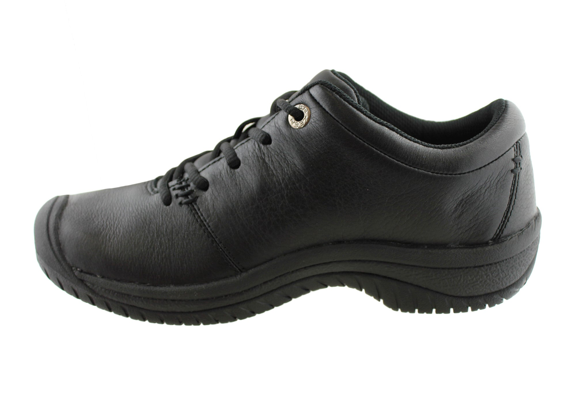 Keen PTC Oxford Womens Leather Lace Up Shoes