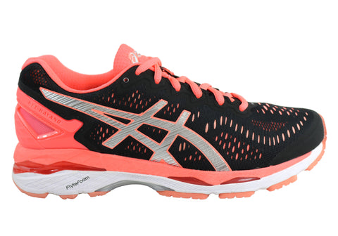 Asics Gel Kayano 23 Womens Premium Cushioned Running/Sport Shoes