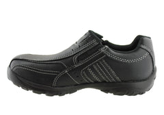 Skechers Grambler Wallace Kids Boys Slip On Shoes