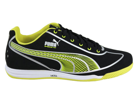 Puma Mens Speed Star Lace Up Indoor & Outdoor Sport Shoes