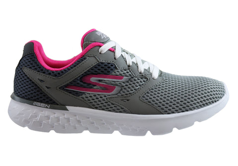 Skechers Go Run 400 Womens Comfortable Sport Shoes