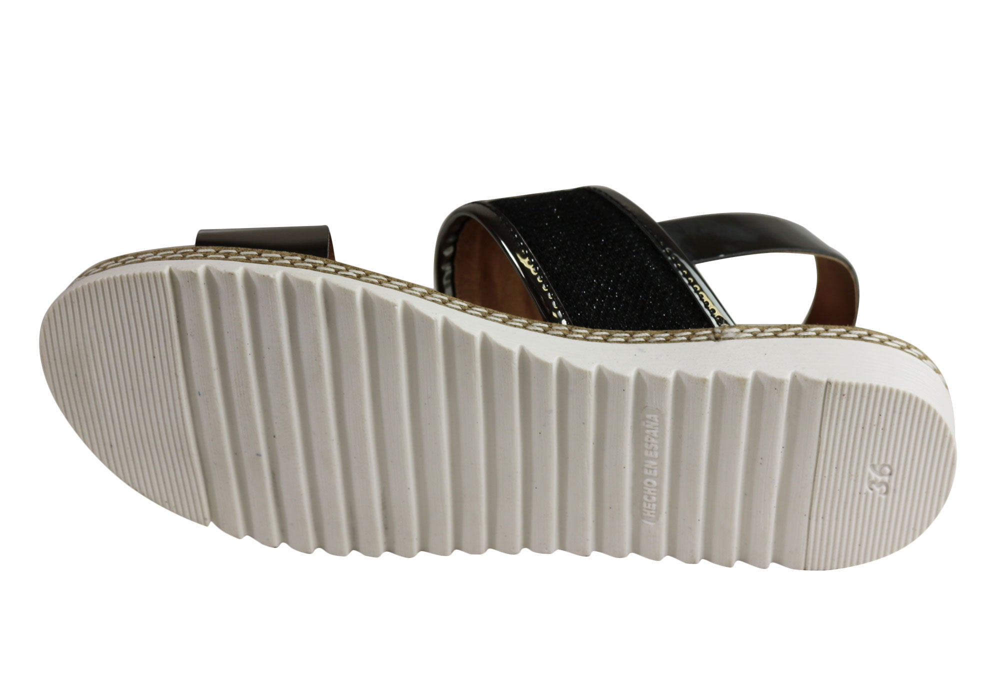 194e9f2cda2 Le Sansa By CC Resorts Pamella Womens Comfy Flat Sandals Made In Spain