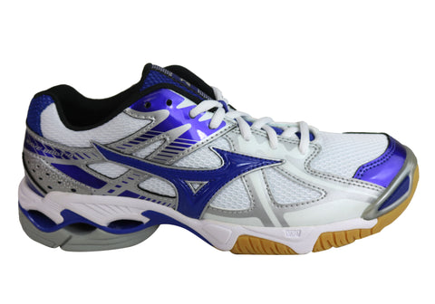 Mizuno Womens Wave Bolt 4 Cross Trainers Sport Shoes