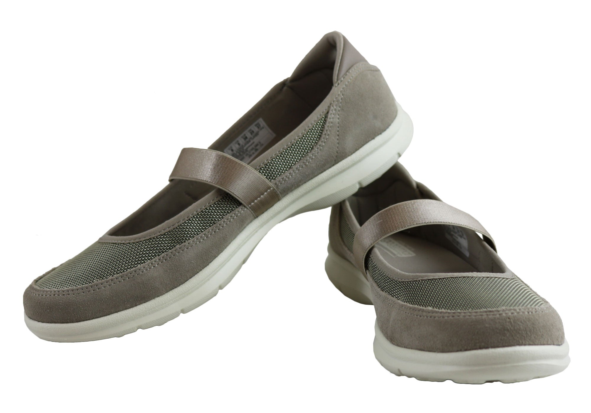 Skechers Womens Go Step Snap Mary Jane Style Comfortable Shoes