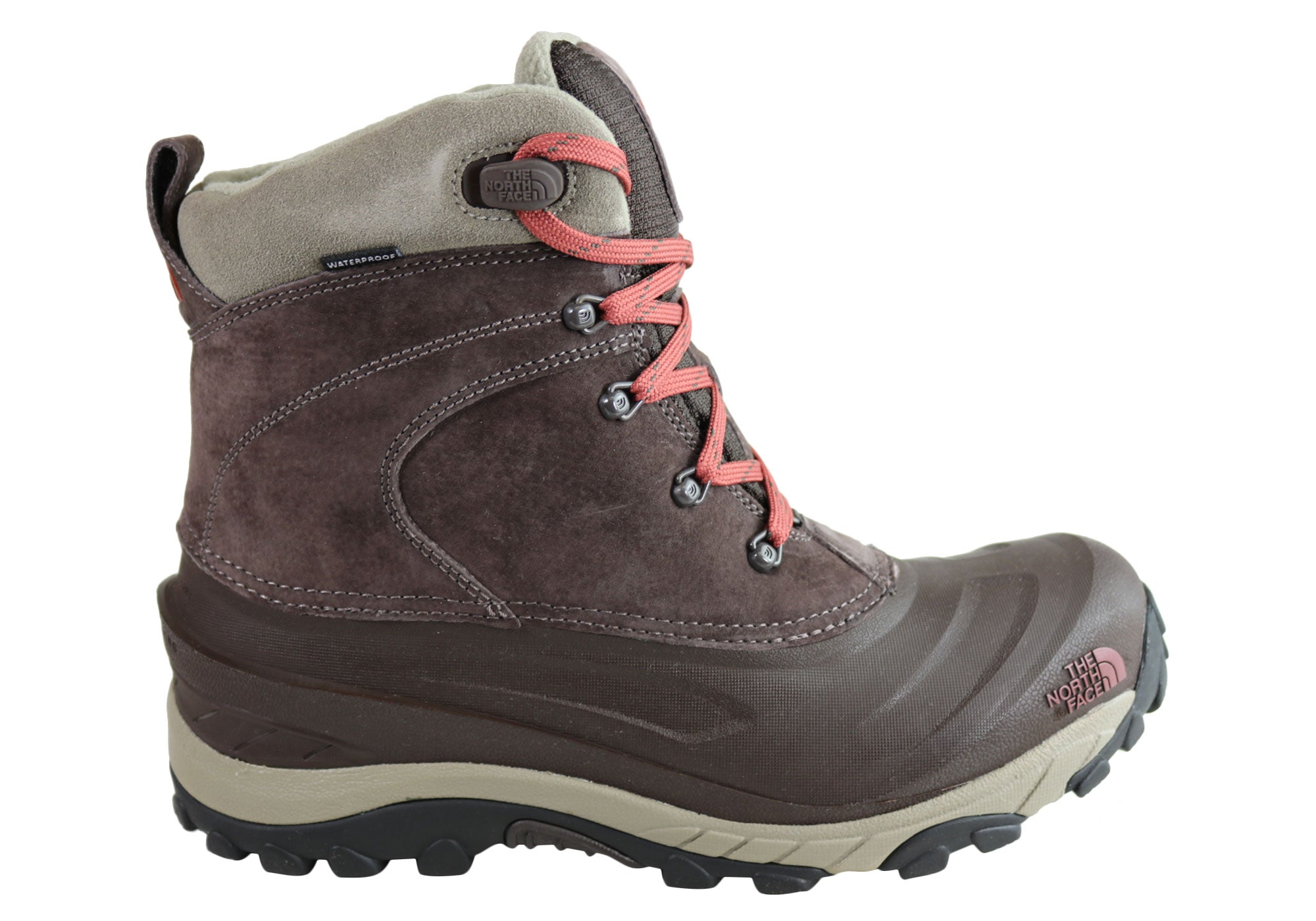 659d80ffb05f The North Face Mens Chilkat II Mens Comfortable Lace Up Boots ...