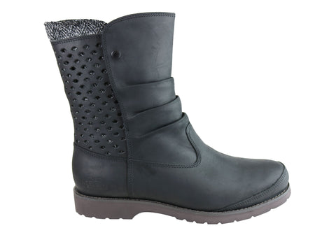 The North Face Womens Ballard Pull On Comfortable Mid Calf Boots