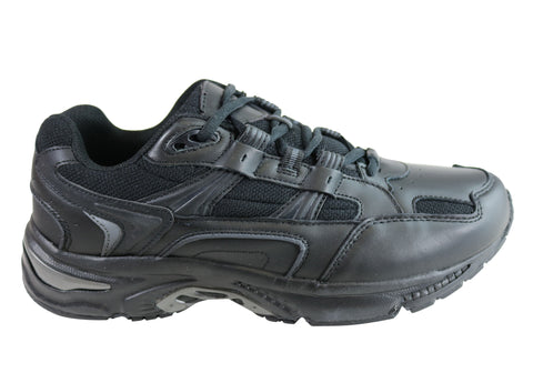 Scholl Orthaheel X Trainer Mens Comfortable Cross Trainer Shoes