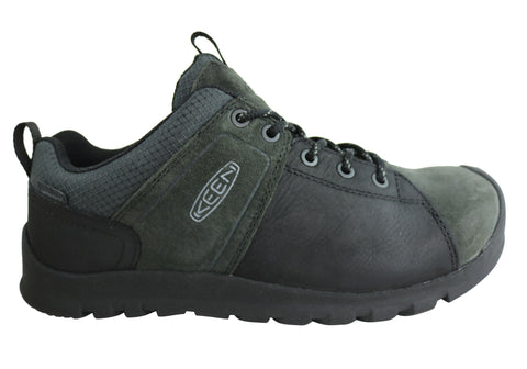 Keen Citizen Keen Low Waterproof Mens Wide Fit Shoes