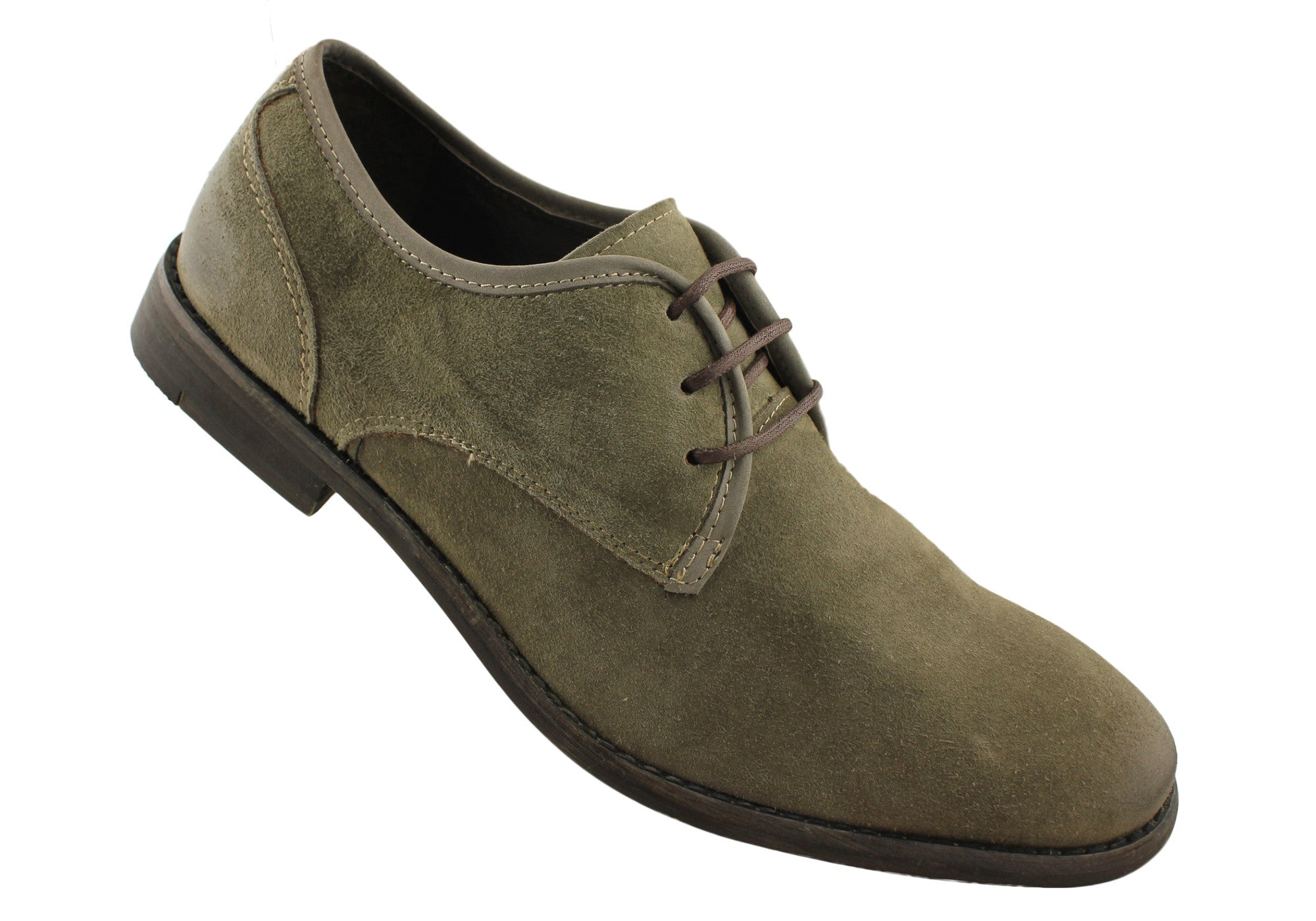 Julius Marlow Clout Mens Leather Suede Shoes