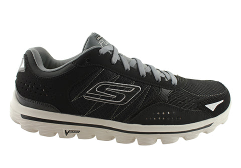 Skechers Go Walk 2 Flash Mens Premium Cushioned Shoes