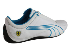 Puma Drift Cat 4 SF NM Ferrari Leather Mens Lace Up Casual Shoes