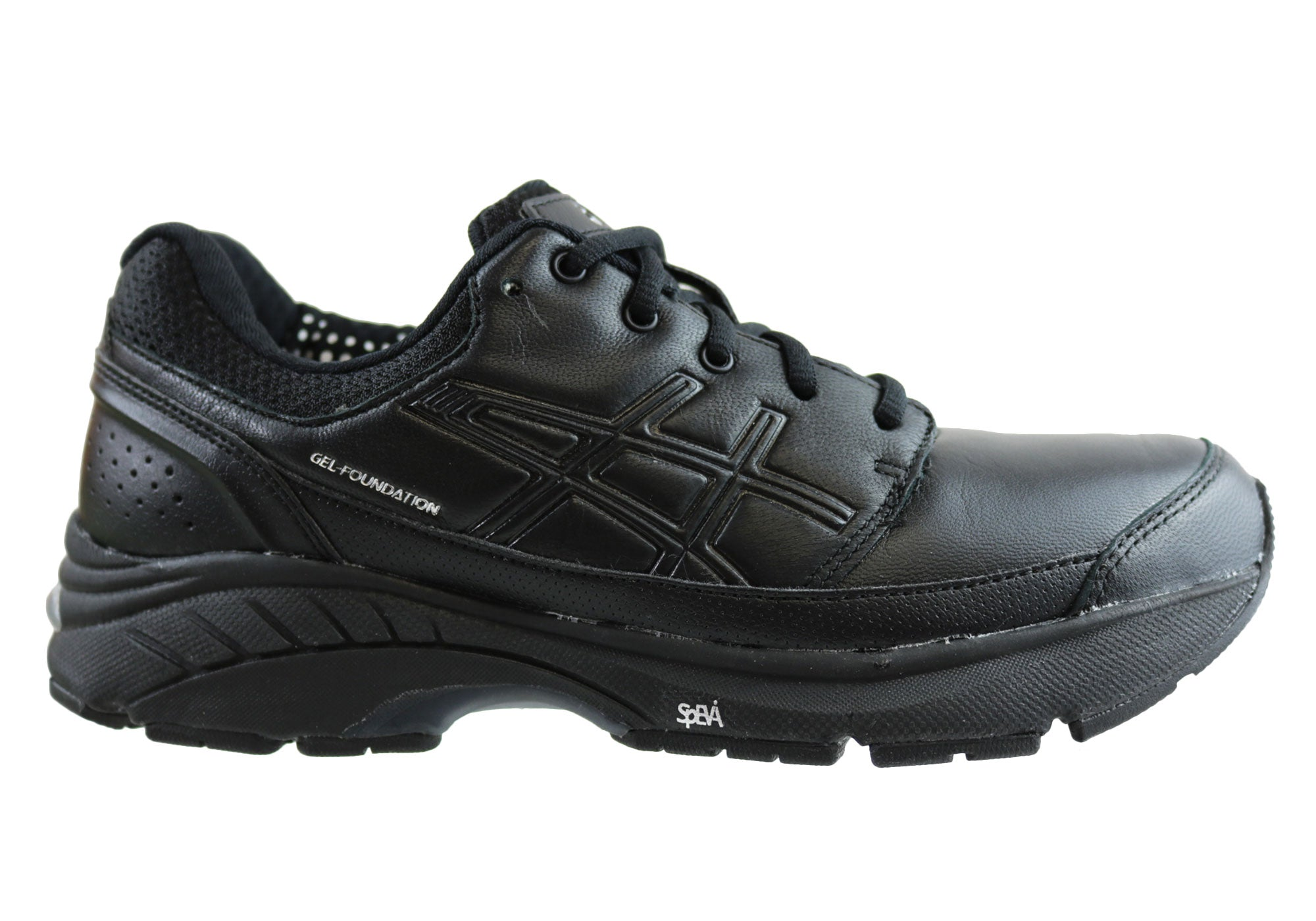 Details about Asics Womens Gel Foundation Workplace Extra Wide (2E) Extra Wide ShopShoesAU