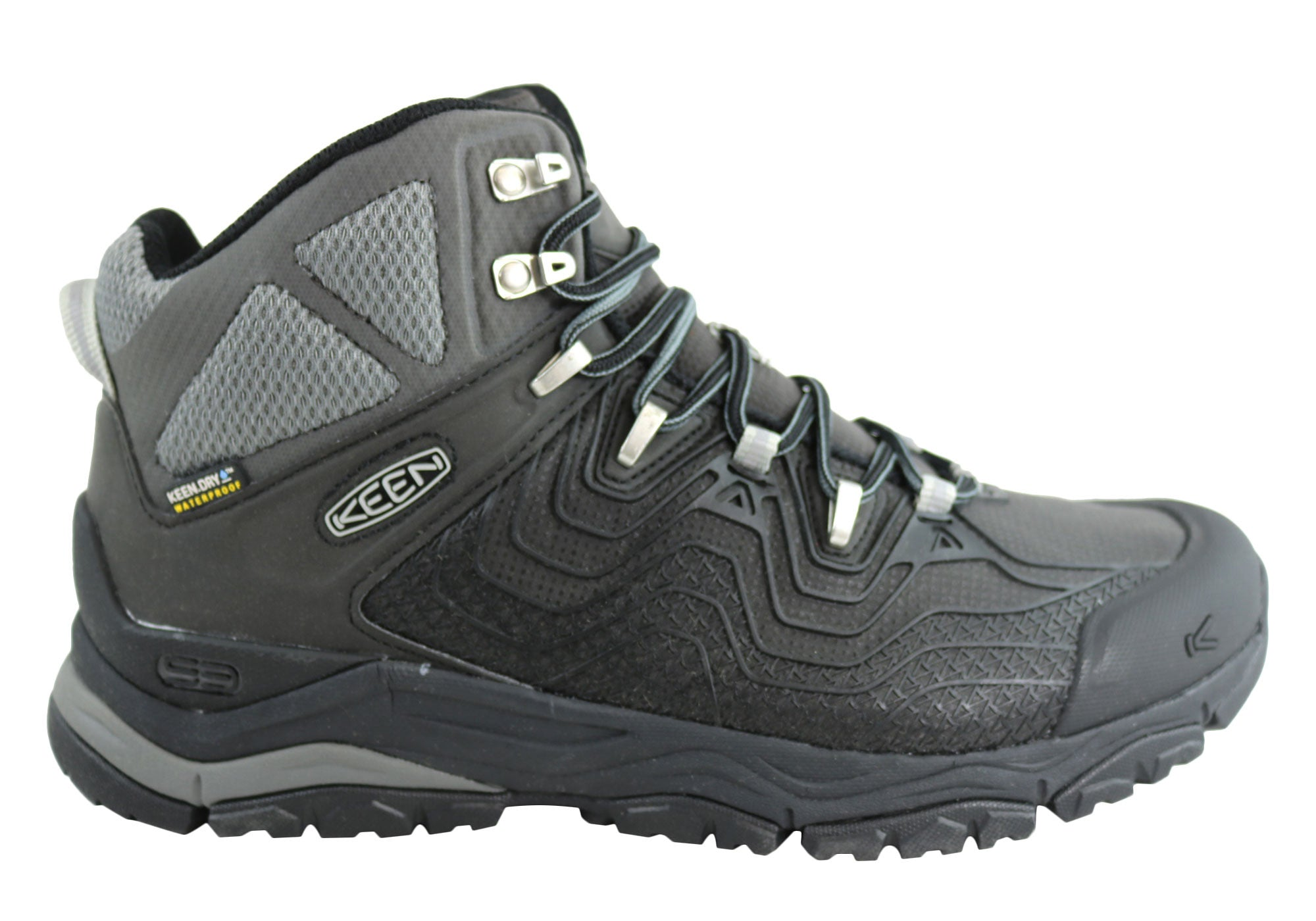 0acaaccf7ad Keen Aphlex Mid Waterpoof Mens Wide Fit Hiking Boots